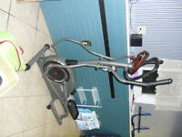 Body Break Rear Track Elliptical