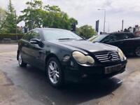 Mercedes-Benz C220 2.1TD auto 2003 CDI SE