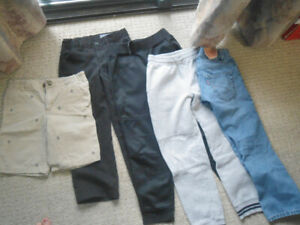 Various boys pants size 6-7