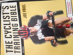 The cyclist trainning bible