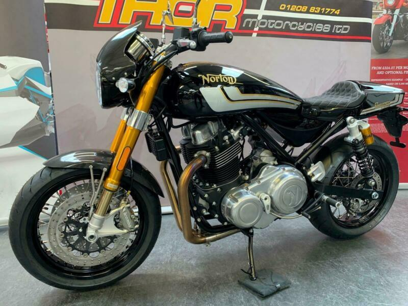 Norton Commando 961 STREET LTD EDTION,NEW,ONLY 50 BUILT,1  ONLY,STUNNING,£18000 | in Bodmin, Cornwall | Gumtree