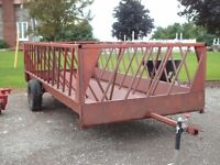 Hay Feeder& Manure Spreader& 10 ft. disc & cultivators&packers