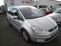 Ford Galaxy 2.0 TDCi ( 140ps ) Ghia 7 Seats. Only 55000 Miles. 12 Months MOT