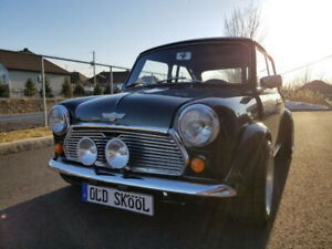 MINI  AUSTIN  1988   SHOWROOM