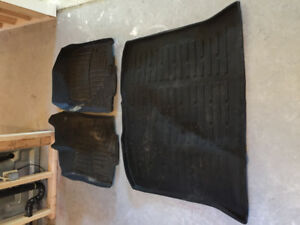 Weathertech car mats for Ford Edge