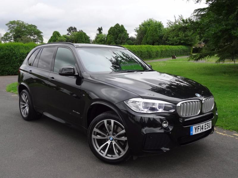 bmw x5 3 0 40d m sport xdrive 2014 14 in redbridge london gumtree. Black Bedroom Furniture Sets. Home Design Ideas