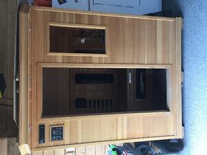 Sauna infra rouge à vendre
