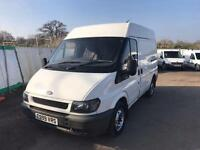 Ford Transit 2.0TDCI ( 125PS ) 2003MY 260 SWB, Very Solid and clean, MOT 21.3.18
