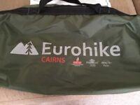 Eurohike Cairns 2 man tent