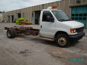 Ford E-Series 450 CAB/CHASSIS