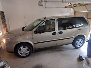 2009 Chevrolet Uplander, No Accidents, Org Owner, 63000 kms!!
