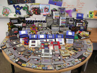 BUYING your old nintendo gaming stuff! turn it into cash!