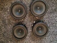 Bose door speaker and amplifier