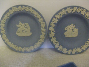 Lot of Vintage Delft, Wedgewood and Avon London Ontario image 7