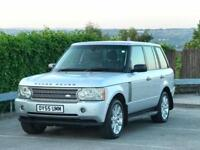 Land Rover Range Rover 4.2 V8 auto 2006 Supercharged Vogue SE (Autobiography)