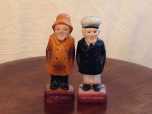 Old Salty & Captain Pepper Vintage Salt & Pepper Shakers Kitchener / Waterloo Kitchener Area image 1