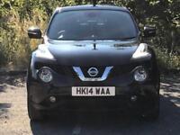 Nissan Juke 1.2 DIG-T Tekna (s/s) 5dr PETROL MANUAL 2014/14