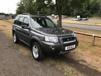 Land Rover Freelander HSE TD4 Sat/Nav DIESEL MANUAL 2006/K