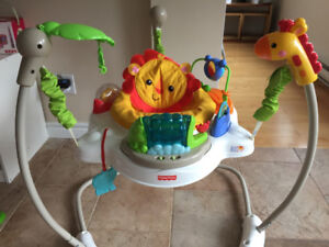 Fisher Price sauteuse / jumper / exersaucer