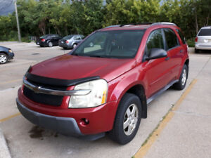 WANTED--2005-09-CHEV EQUINOX--FOR REPAIR--MAYBE NEEDS SOME REPAI