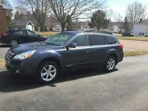 2014 Subaru Outback touring edition Wagon