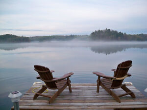 Cottage Rental with Boat and Motor