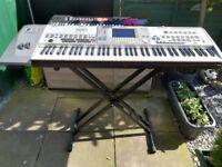 Yamaha Psr 9000 pro 76 note keyboard