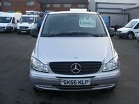Mercedes Vito 111 CDI Extra Long Traveliner LWB
