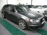 Audi A4 Avant 2.0TDI ( 190ps ) Avant 2015MY Black Edition Nav