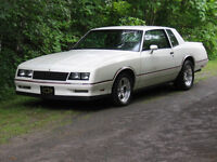 1985 MONTE CARLO SS  (SUPER CLEAN) LOW KMS!
