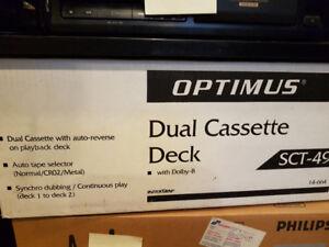 Optimus sct-49 cassette. original box.