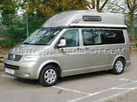 AUTO-SLEEPER TOPAZ, 2006, 2 Berth, VW 2.5TD, RARE AUTOMATIC, 12 MONTH WTY, VGC!