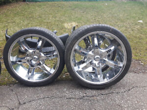 mags and tires for sale