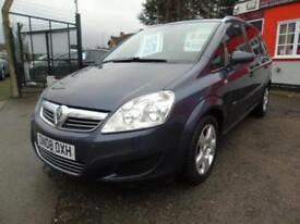 2008 Vauxhall Zafira 1.9 CDTi Breeze [120] 5dr,Low mileage,12 months mot,warr...