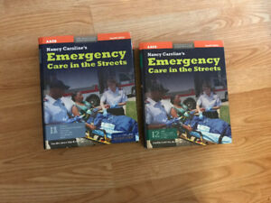 Paramedic Text books and Uniforms