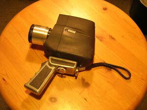 vintage Camera Super 8 Bell & Howell