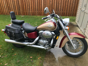1999 Honda Shadow Ace 750CC