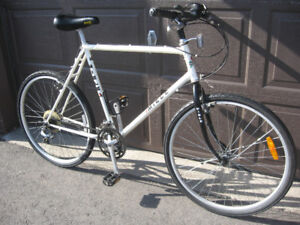Aries by Miele, 18 Speed Chromoly Bicycle