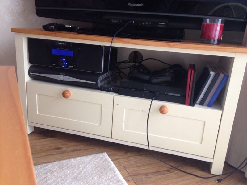 homebase tv stand and coffee table   in dunmow, essex   gumtree