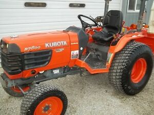WANTED TRACTORS & SKID STEERS