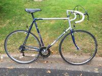 Raleigh Road Bike. 90's vintage extra large.
