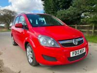 2013 Vauxhall Zafira 1.7 CDTi ecoFLEX Exclusiv [110] 5dr MPV Diesel Manual