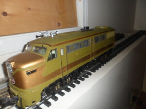 G Scale Locomotive