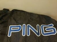 LARGE PING TRAVEL BAG (CAN DELIVER)
