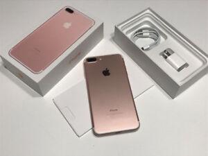 ROSE GOLD Apple iPhone 7 PLUS 128 GB - UNLOCKED
