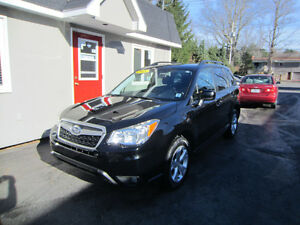 2015 Subaru Forester 2.5i w/ Convenience Package!