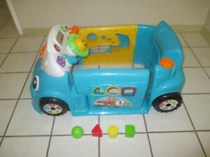 Fisher Price Laugh & Learn Smart StagesCrawl AroundCar