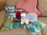 Massive baby feeding bundle (Avent & Tommee Tippee)