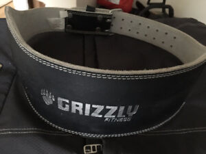 Grizzly Weight Belt