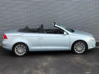 VW EOS CONVERTIBLE 2.0 TDI *** POWER FOLDING GLASS ROOF *** STUNNING CONDITION